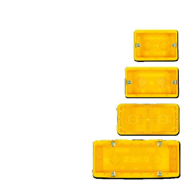 Montažna kutija 7M ALING-METALKA 65276