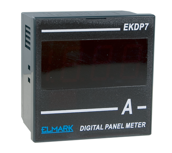 Digitalni ampermetar EKDP7-AA ELMARK