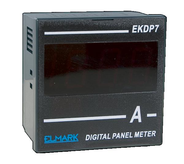Digitalni voltmetar EKDP7-AV ELMARK
