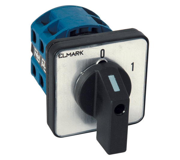 Grebenasti prekidac LW26 32A 0-1 3P Elmark
