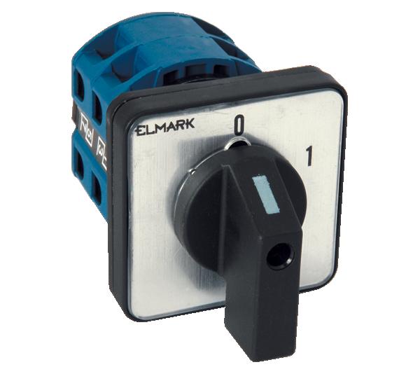 Grebenasti prekidac LW26 63A 0-1 3P Elmark