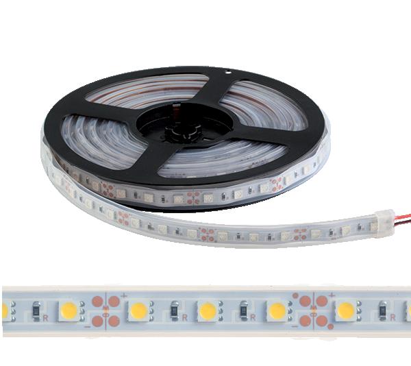 Led traka RGB IP65 60kom/m 14.4w/m 5m ELMARK