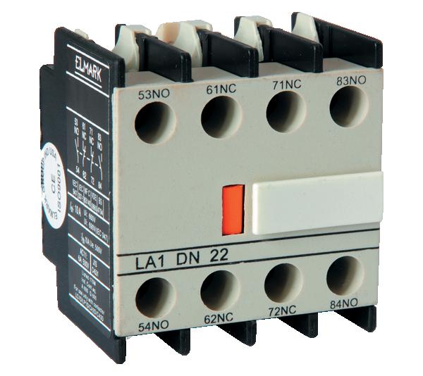 Pomocni kontakt LT01 DN22 Elmark