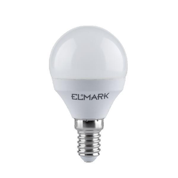 Sijalica LED GLOBE G45 6W E14 99LED747 Elmark