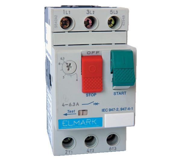 Termomagnetni prekidac TM3-E40 25-40A Elmark