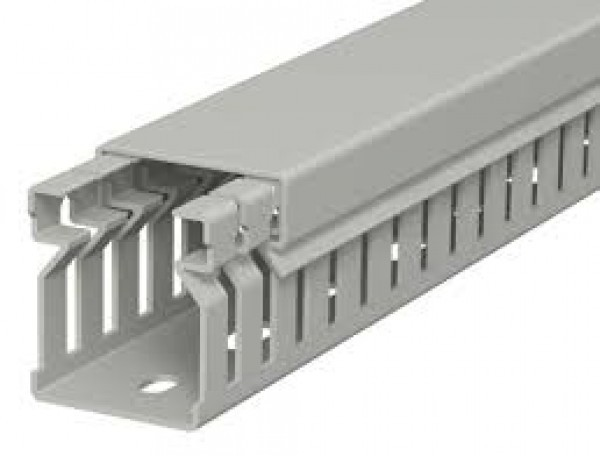 Kanalica plastična šlicovana 25x40 mm2