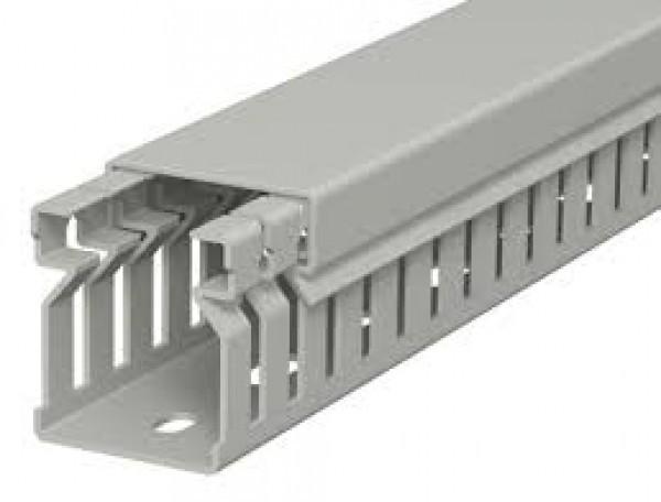 Kanalica plastična šlicovana 40x40 mm2