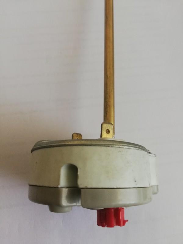 Termostat bojlera štapni sivi
