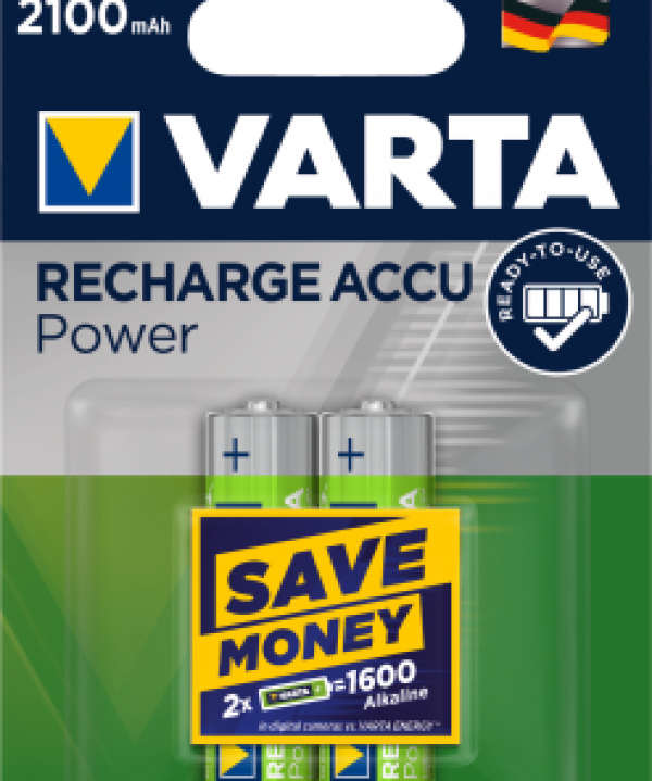 Punjiva baterija HR6 AA 2100 mAh