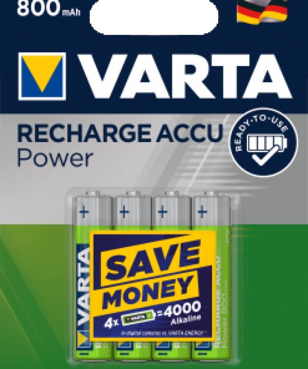 Punjiva baterija HR3 AAA 800 mAh