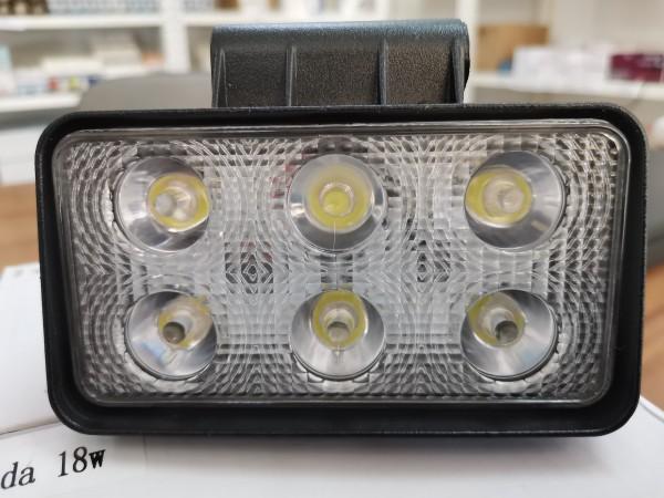 Led reflektor 18W 12VDC/24VDC