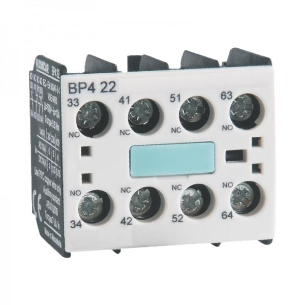 RK pomoćni kontakt 2NO+2NC BP4 22 602593